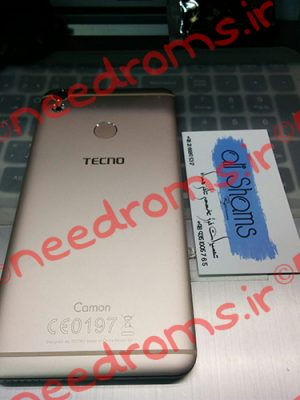 Tecno Camon CX MT6755