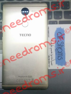 Tecno Pantom 6 Plus MT6797