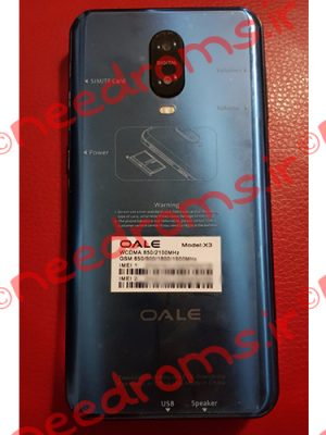 OALE X3 MT6580-needroms.ir